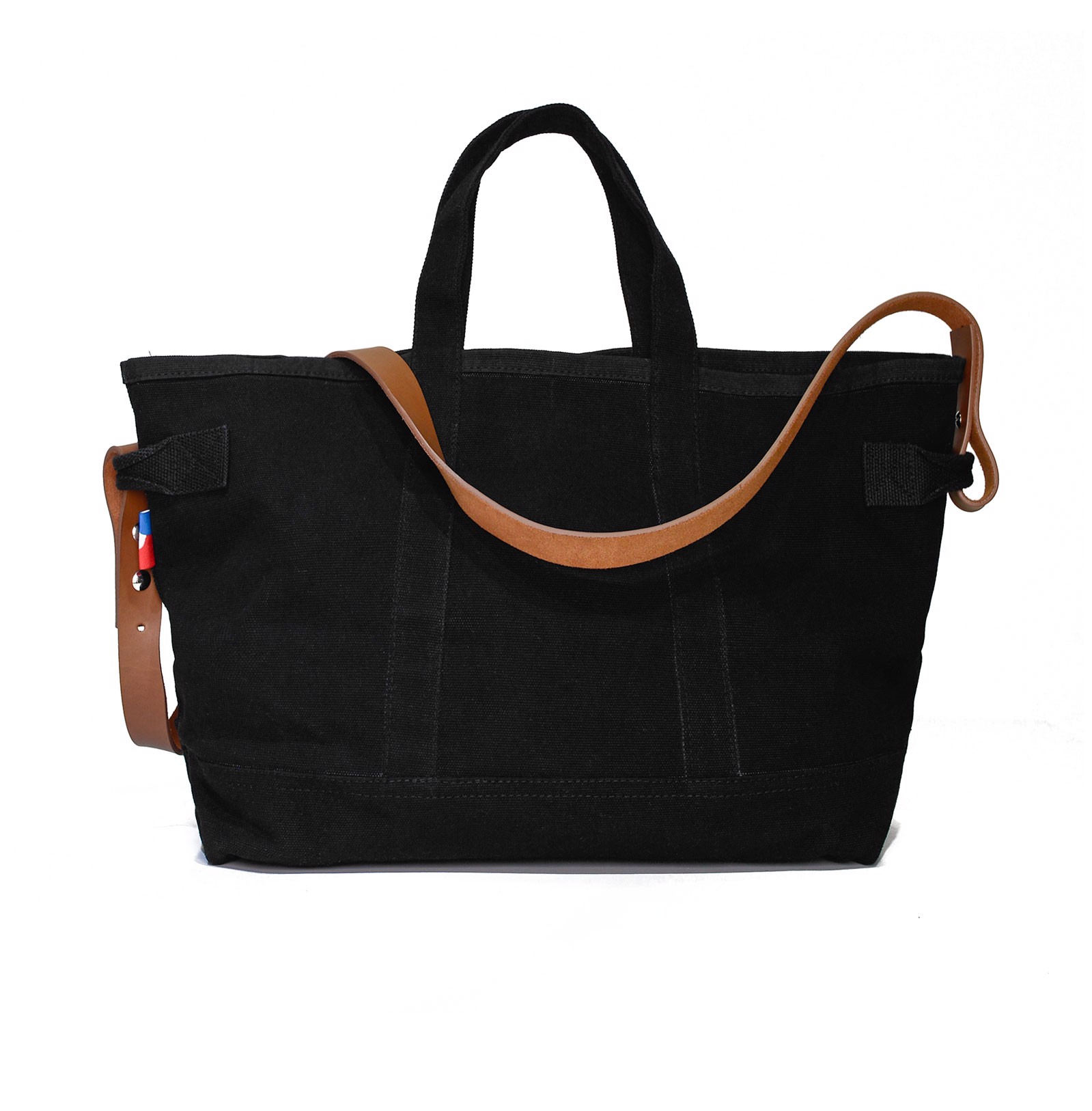 EVERYDAY TOTE- JET BLACK