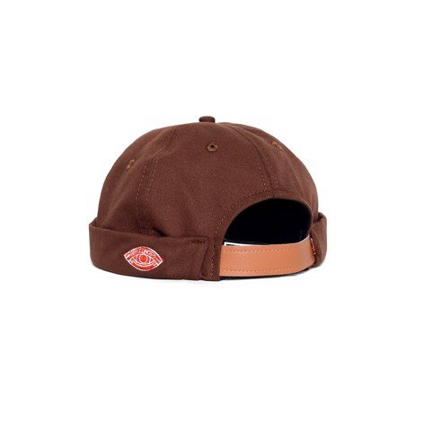 HUGO - DOCKER HAT - BROWN