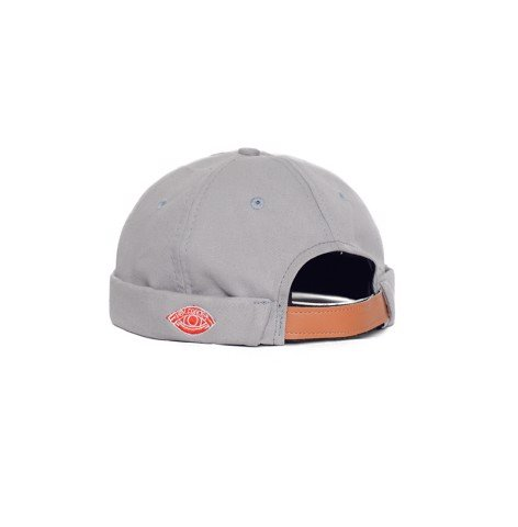 HUGO - DOCKER HAT - GRAY
