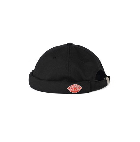 HUGO - DOCKER HAT - BLACK