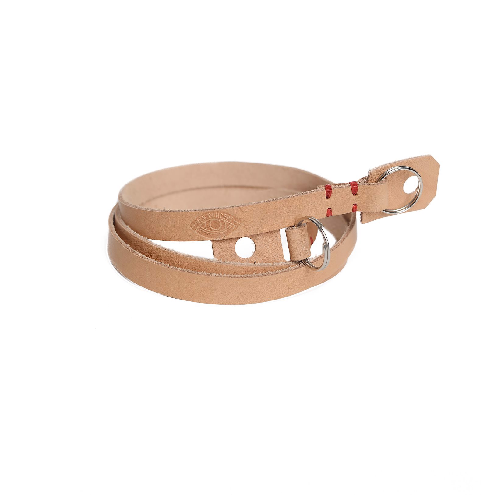 LIGHT LEATHER STRAP - TAN