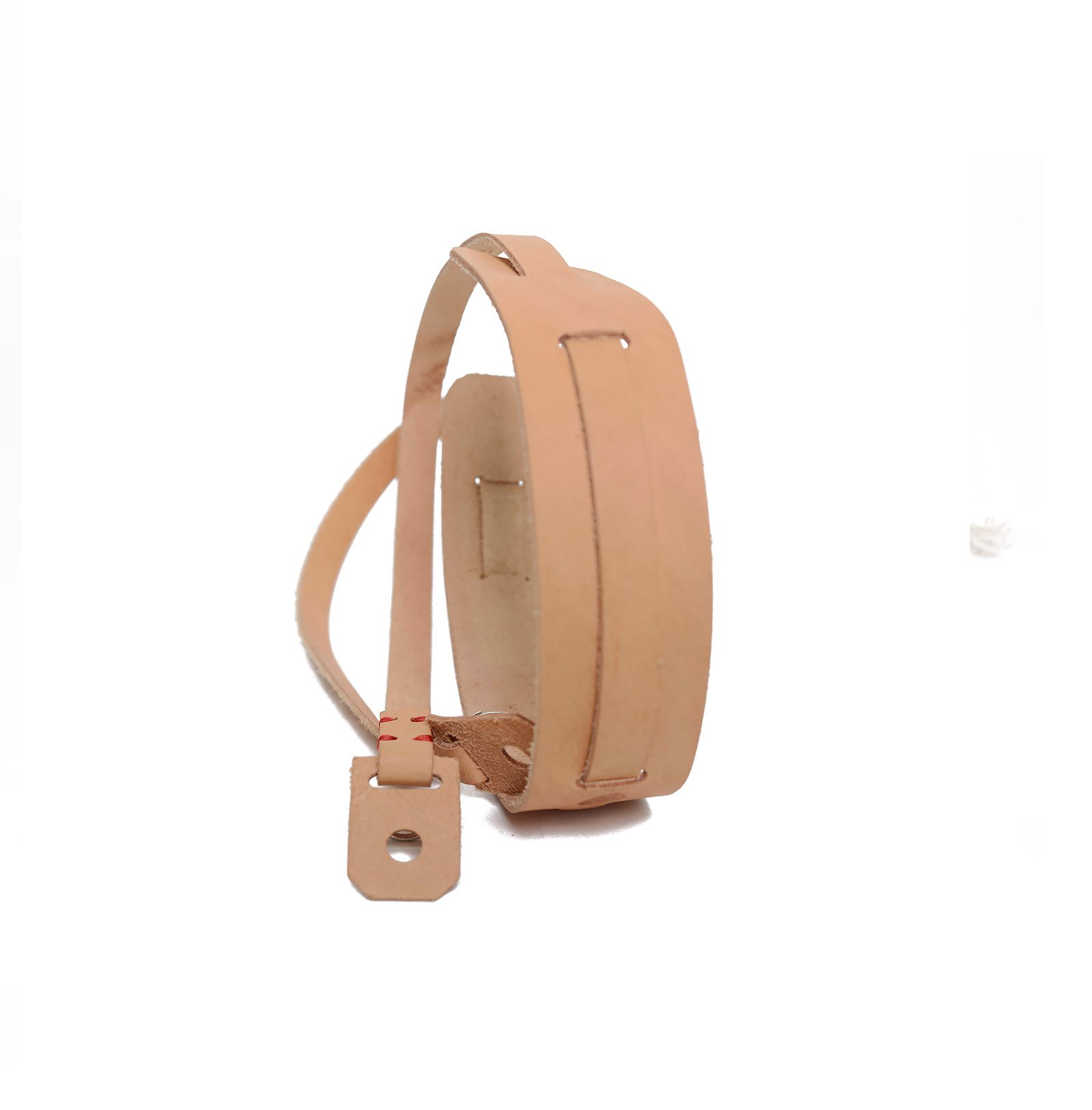 NOMAD LEATHER STRAP - TAN