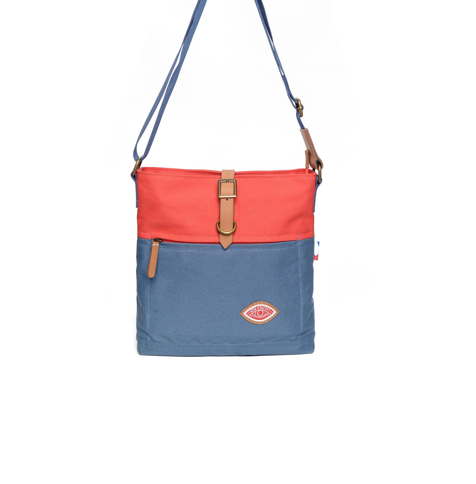 ROADY - AIRY BLUE/RED