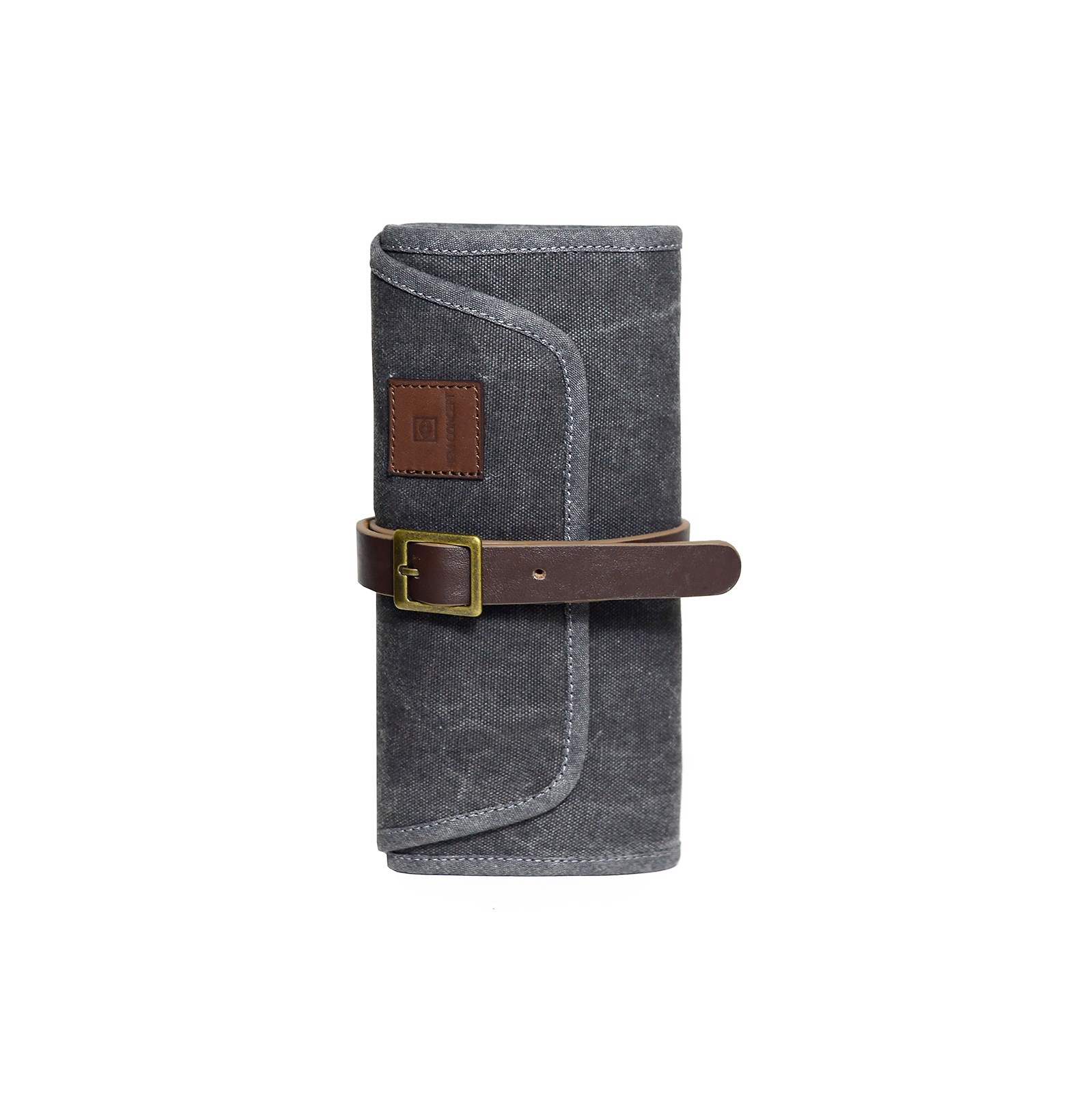 TOOL ROLL - WAXED GRAY