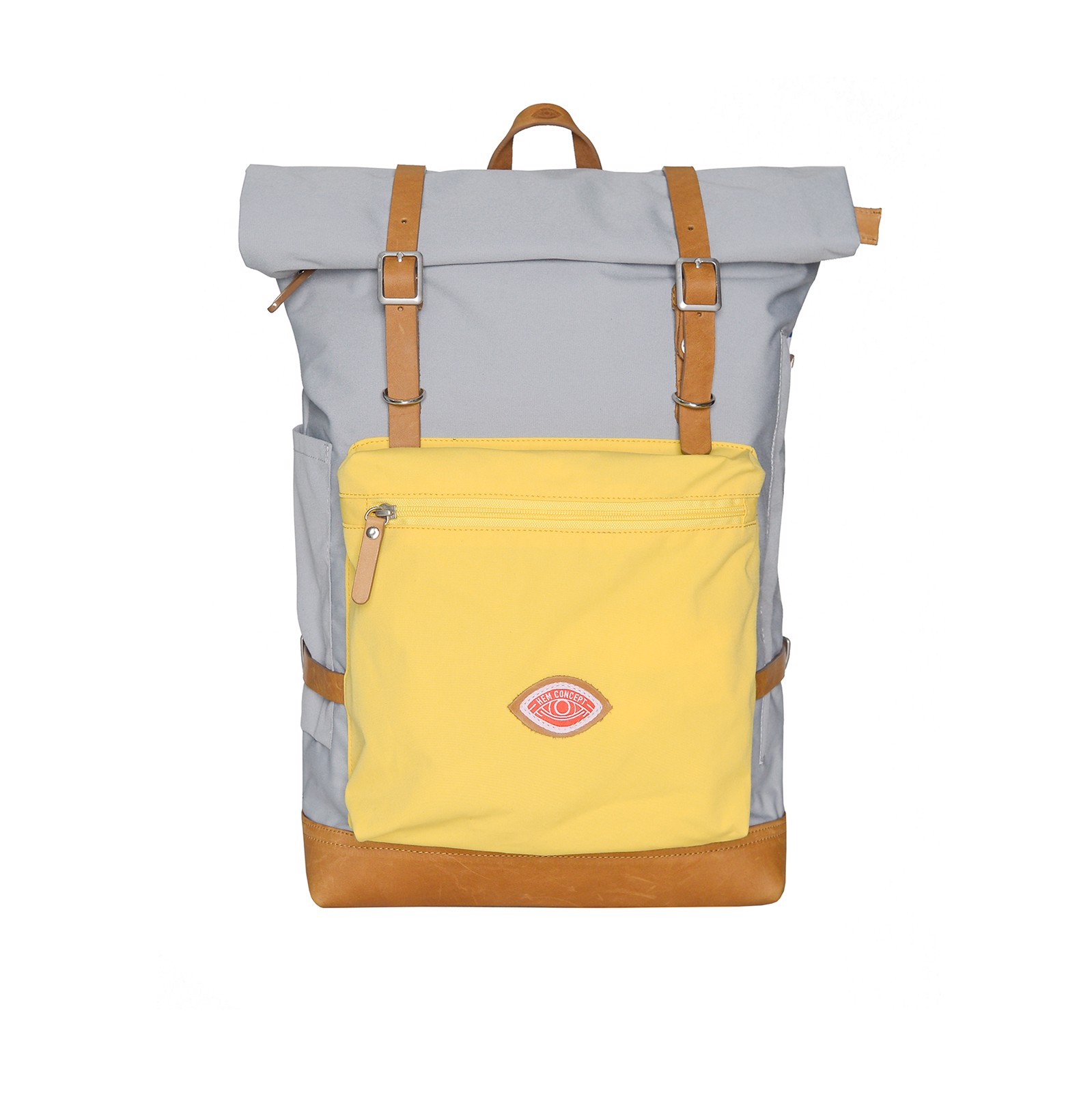 TRAVELLER - GRAY YELLOW