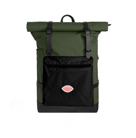 TRAVELLER - GREEN/BLACK