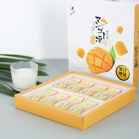 Mango Jelly Đài Loan