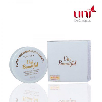 Kem Body Lotion Uni Beautiful