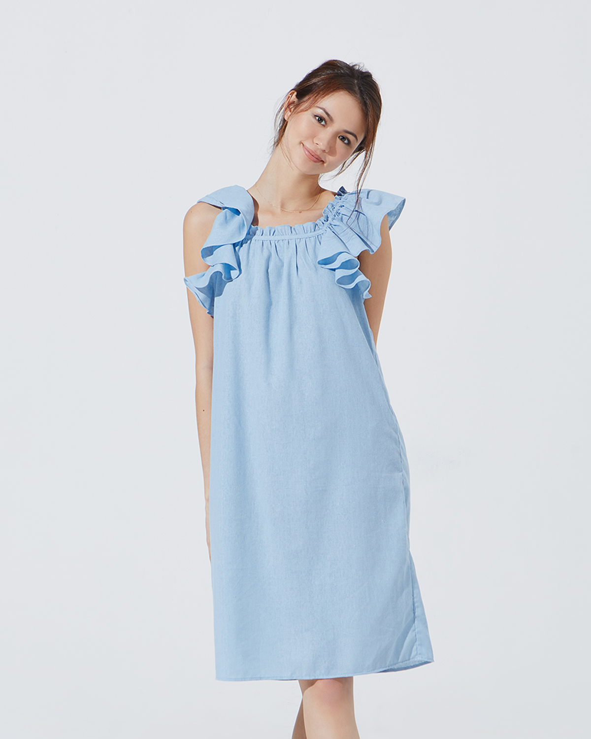 When-in-Greece Home Dress