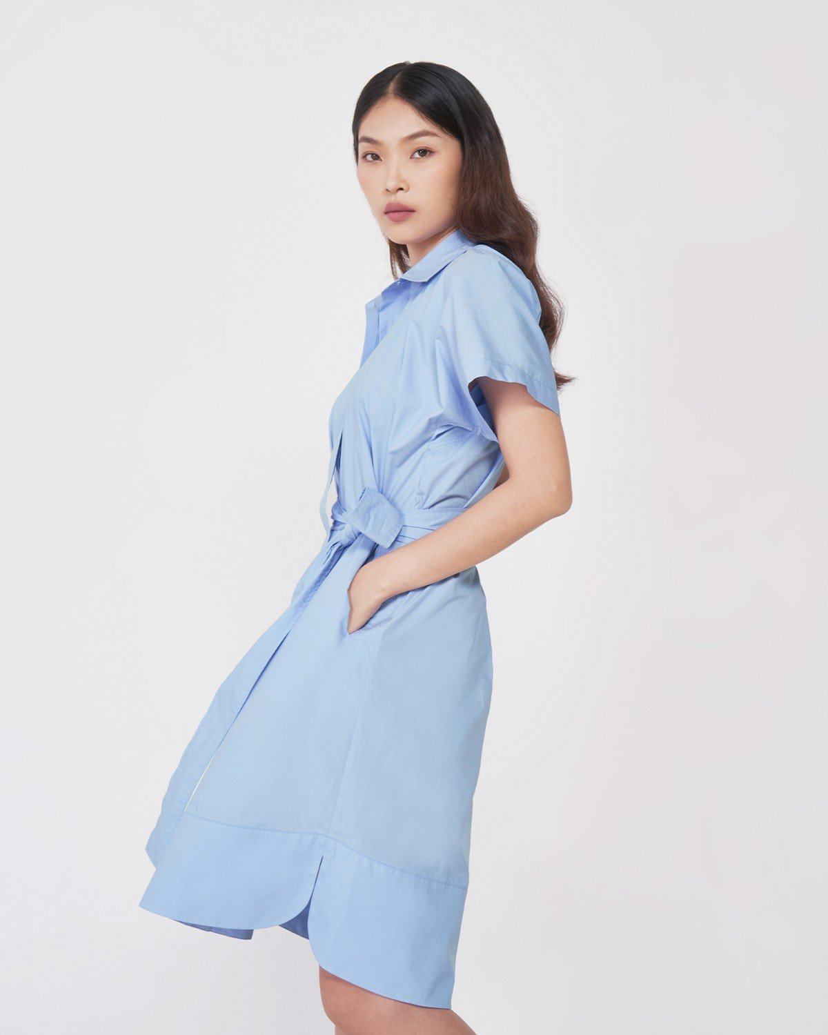 Ciel Sea Island Shirt Dress