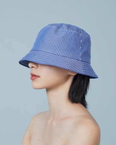 Under The Sun - Small Stripe Bucket Hat