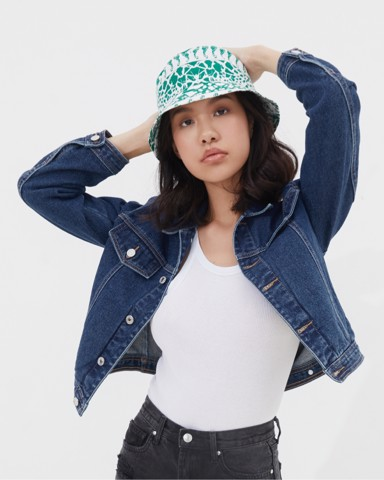 Into The Wild - Printed Bucket Hat