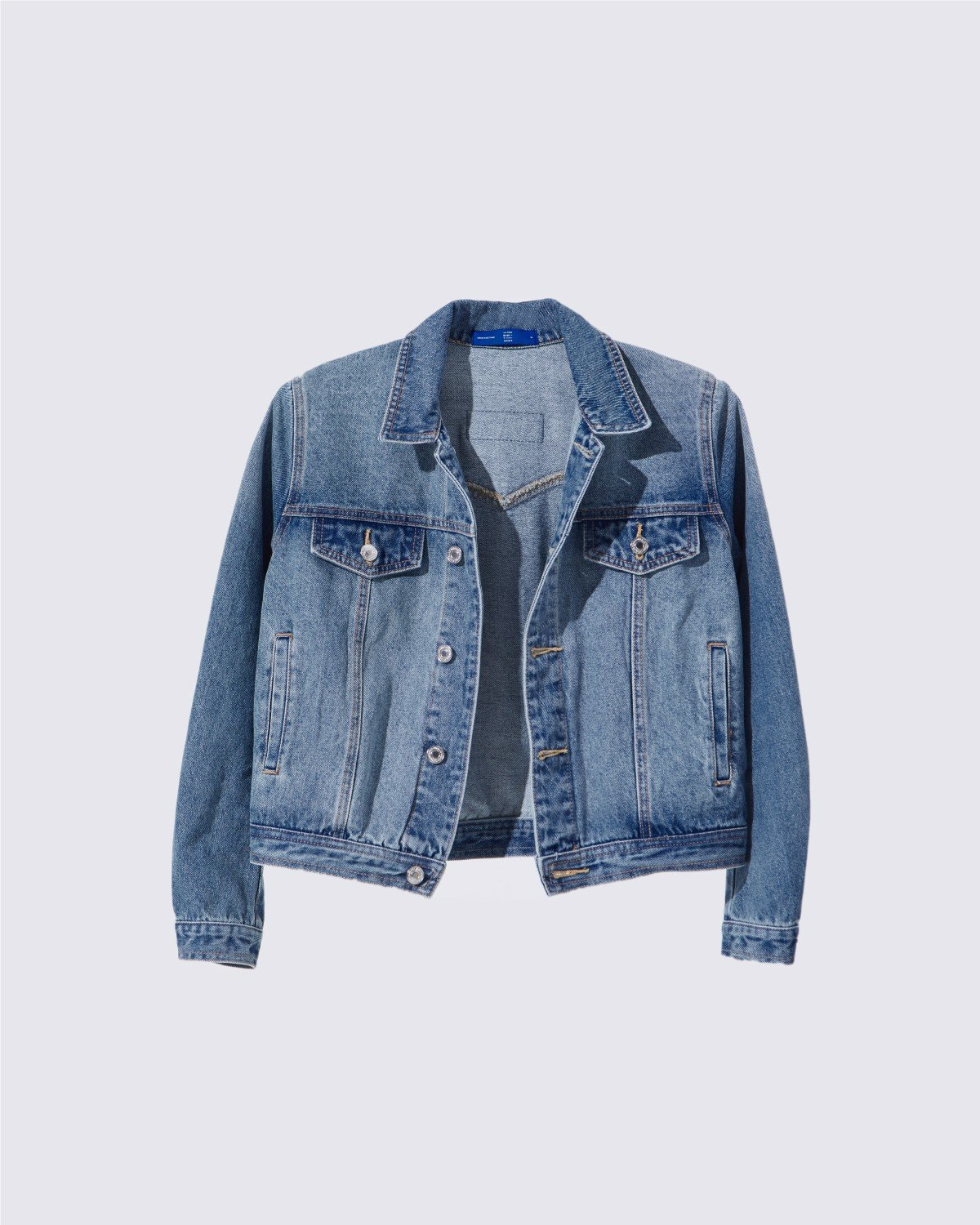Blue Dream Jean Jacket