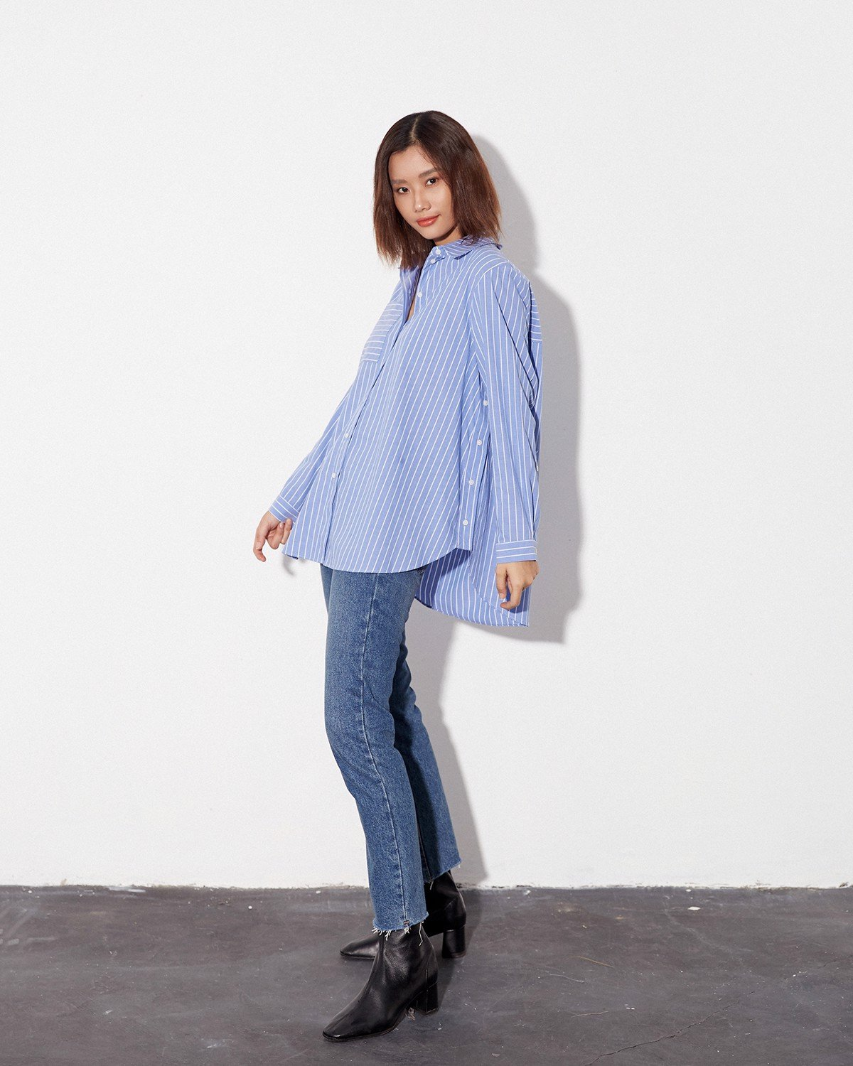 OVERSIZE POCKET SHIRT
