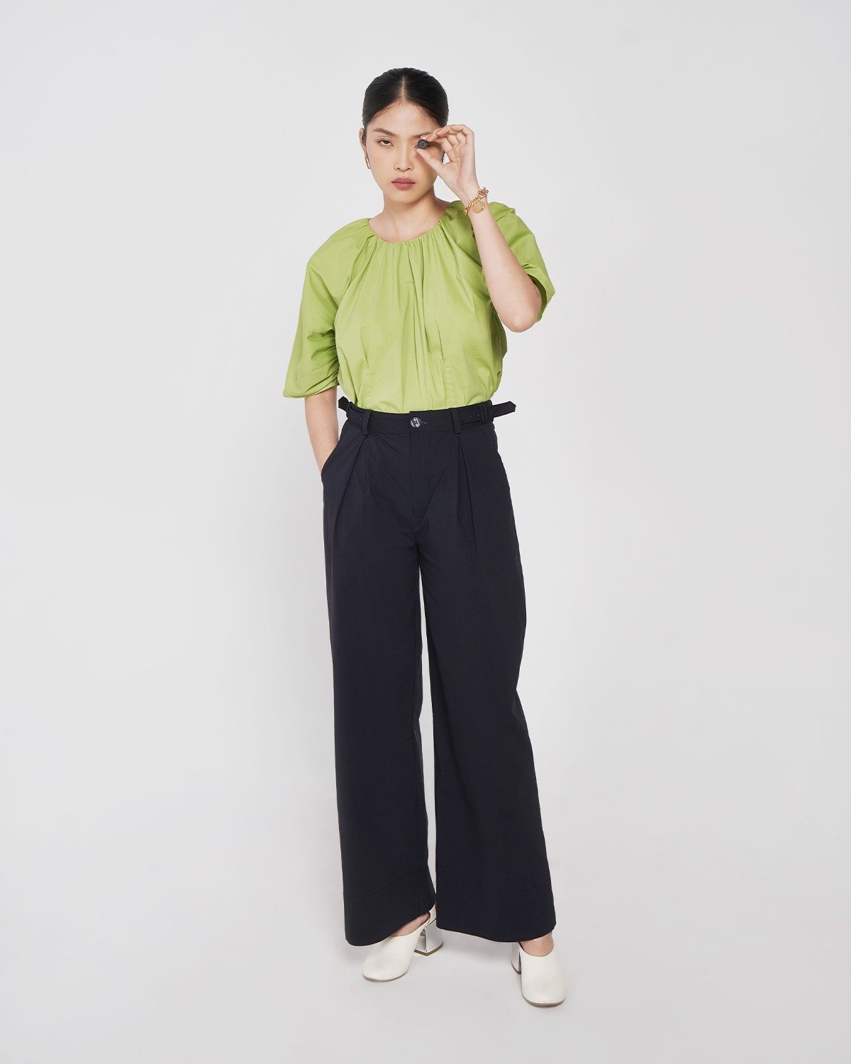 Estate Wide Leg Pants