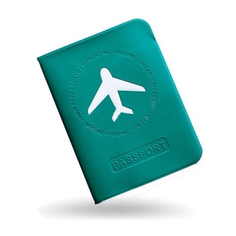 Vỏ hộ chiếu passport PVC size S Msquare