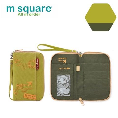 Ví đựng passport Msquare size S M0581