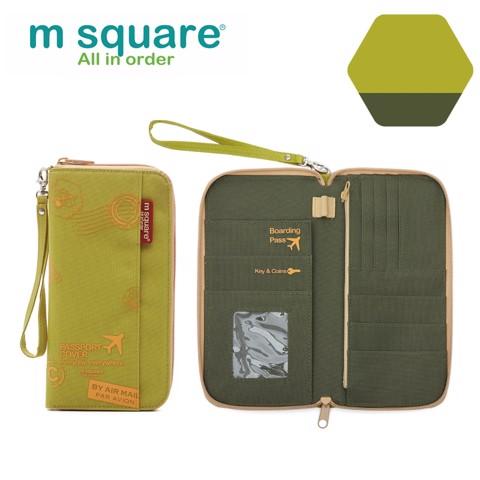 Ví đựng passport Msquare size L M0581