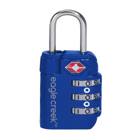 Khóa vali TSA 3 số  Eagle Creek Travel Safe TSA Lock