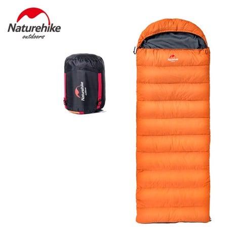 Túi ngủ ấm lông vũ Naturehike D280