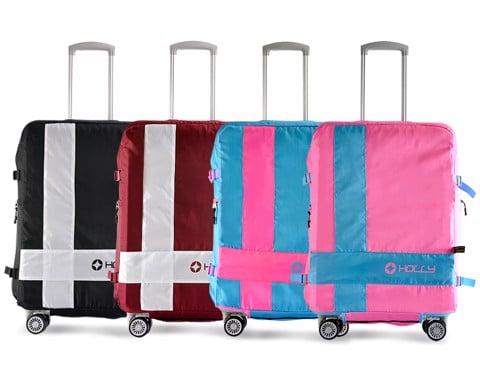 Túi bọc vali Holly H5137 size M+