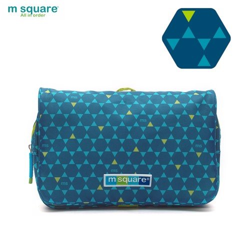 Túi đựng đồ cá nhân mỹ phẩm du lịch Msquare Business II