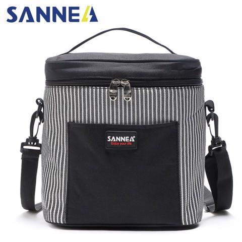 Túi đựng bình giữ nhiệt Sannea CL1400-3 size S Đen