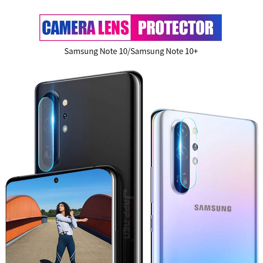 Kính CL chống trầy Camera Samsung Note 10/ Note 10 Plus