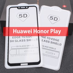 Kính CL Honor Play FULL Màn, FULL KEO Silicon