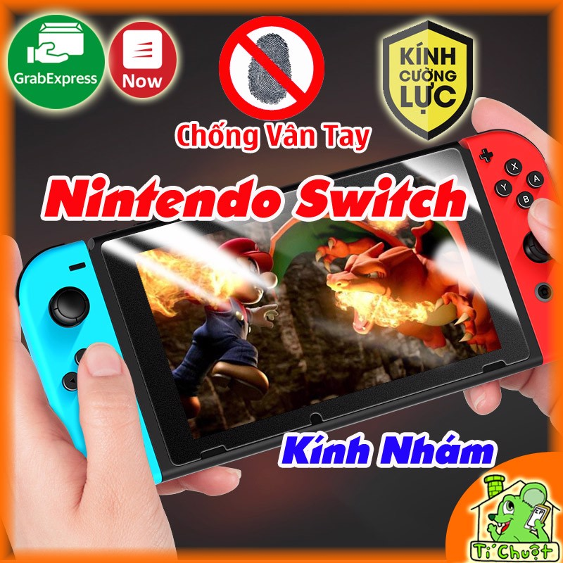 Kính CL Máy Game Nintendo Switch 6.2