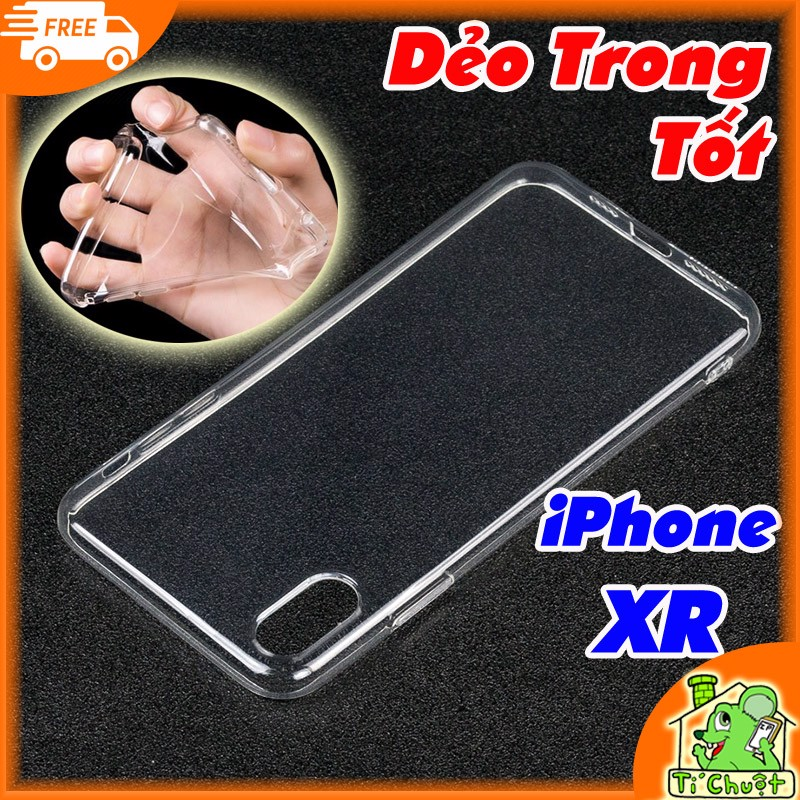 Ốp lưng iPhone XR 6.1
