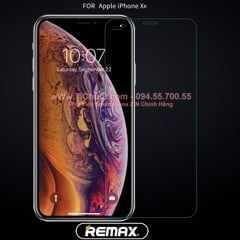 Kính CL iPhone 11/ XR REMAX mỏng 0.15mm - KO FULL, 9H-2.5D