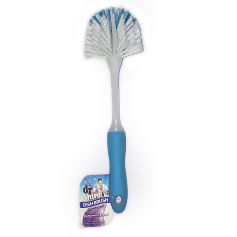 Dish Brush Double-Sided Uncle Bills BB0055