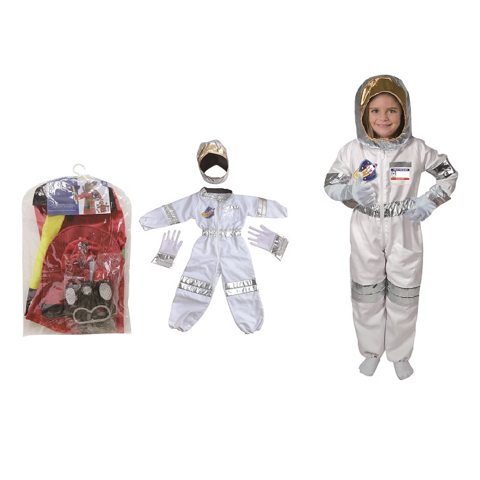 Costume - Astronut Kids - 1 Size Fits Most