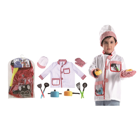 Costume - Cook Chief Kids - S