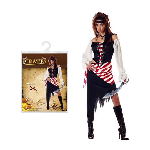 Costume - Pirate Lady - L