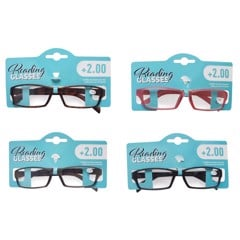 Reading Glasses Matt Fr  +2.00