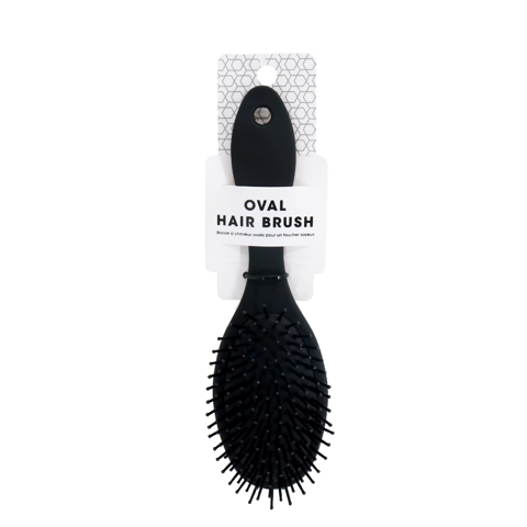 HAIR BRUSH OVAL SOFT TOUCH