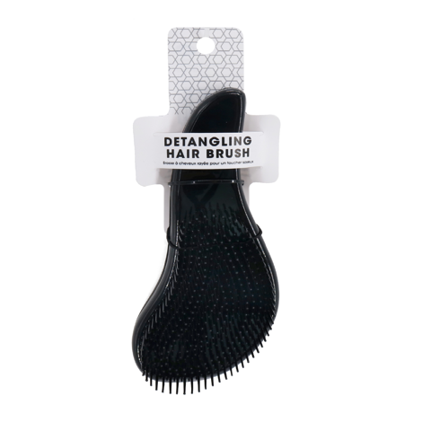 HAIR BRUSH STREAMLINED SOFT TO