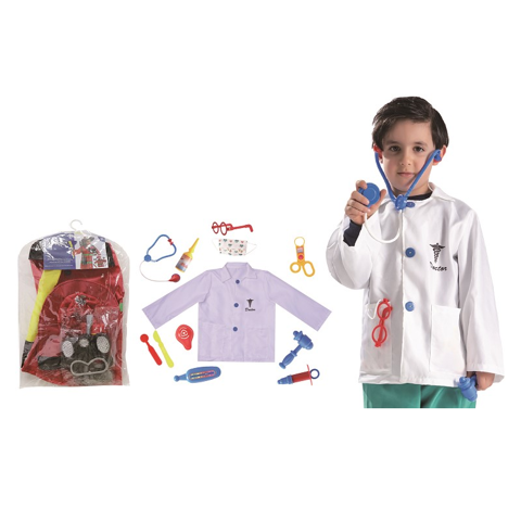 Costume - Doctor Kids - 1 Size