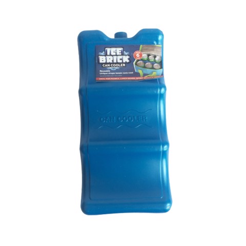 ICE BRICK CAN COOLER