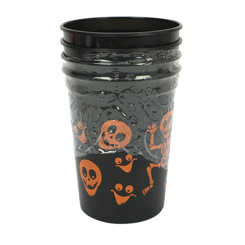 Ly nhựa 3 loại Halloween Uncle Bills UH00127