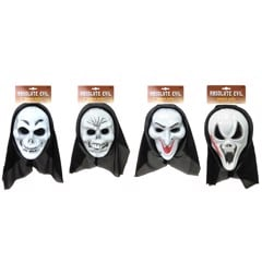 Mặt nạ kinh dị 4 loại Halloween UBL UH00545