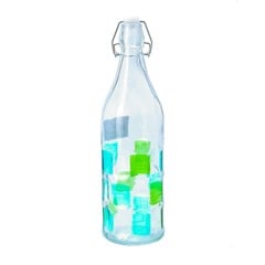 Glass-Water-Bottle-Coloured-1L