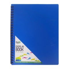 Display-Book-Spiral-A4-20-Pockets