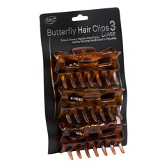 Butterfly-Hair-Clips-3Pk-4Asst