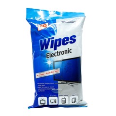 Wipes Electronic 50Pk