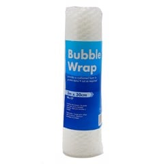 Bubble Wrap Clear 30Cmx3M