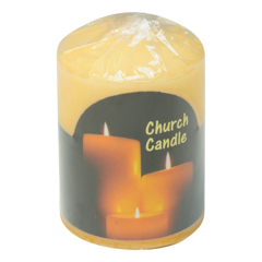 Candle-Church-5X7Cm