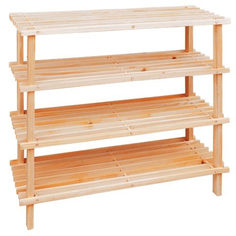 Shoe-Rack-4-Tier-64X26X67Cm-2Asst
